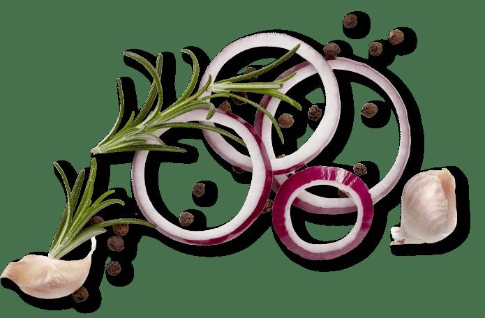 سیر و سبزیجات