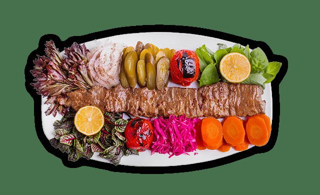 کباب برگ | barg kebab