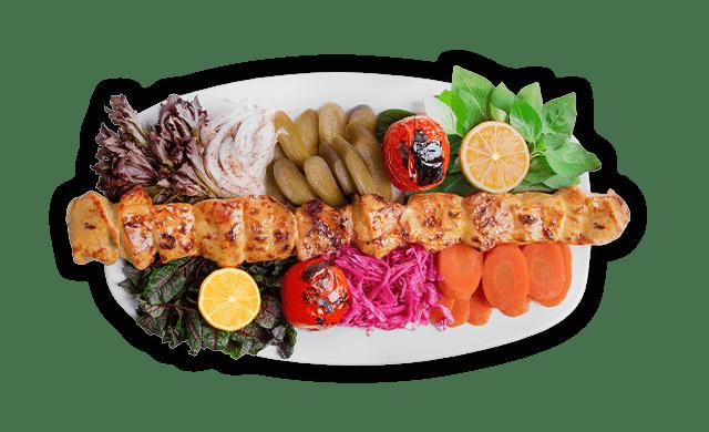 جوجه کباب | chicken kebab