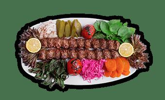 کوبیده | kebab