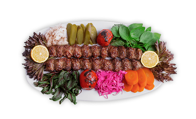 کباب کوبیده | kobideh kebab