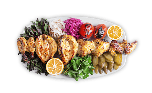 جوجه ارگانیک | organic chicken