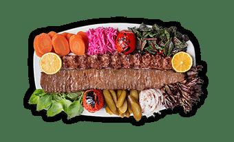 کباب سلطانی | soltani kebab