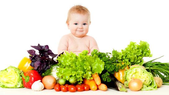 علاقهمند کردن کودکان به خوراک سالم