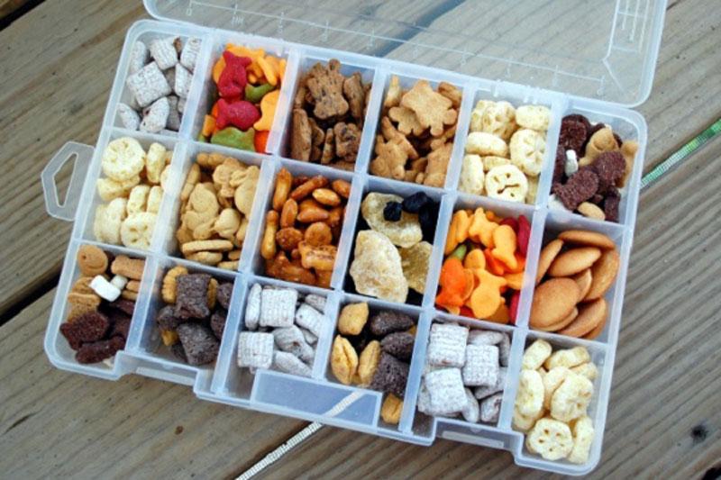 انتخاب غذای سالم در سفر