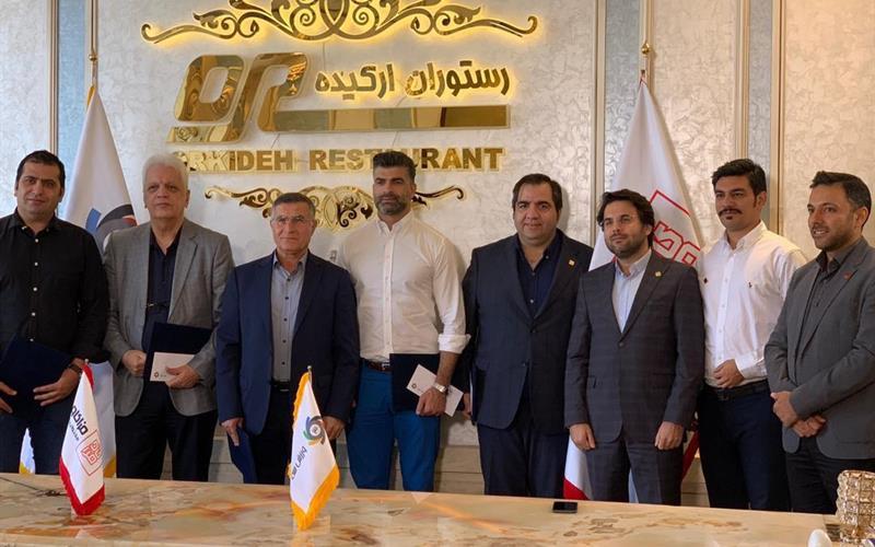 بزرگان فوتبال ایران