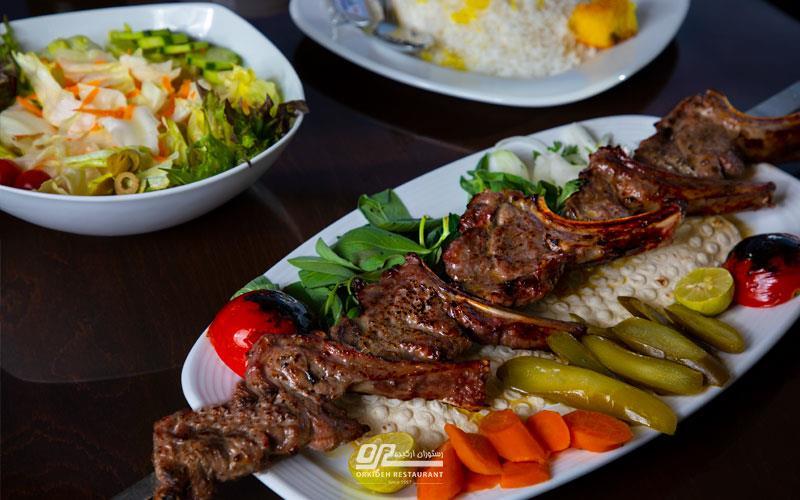 بهترین شیشلیک تهران