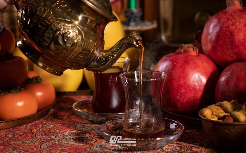 بهترین رستوران برای شب یلدا در تهران