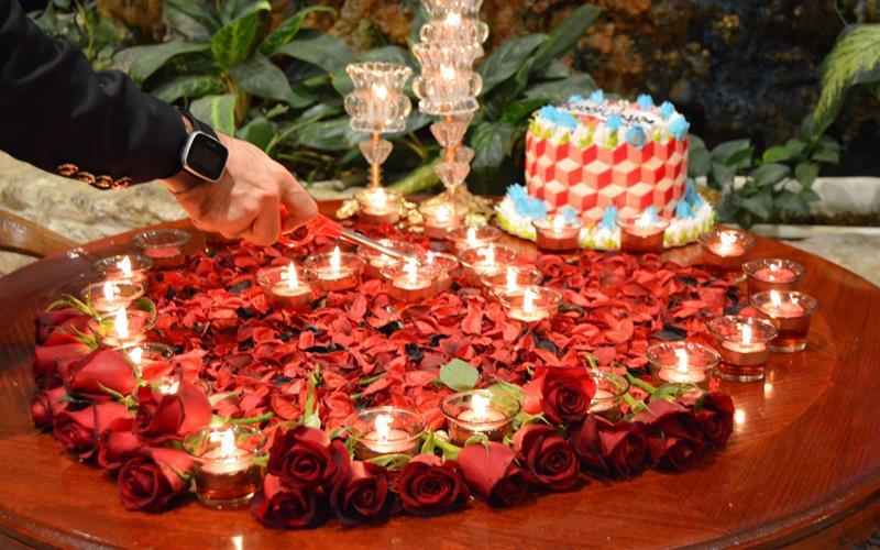 بهترین رستوران تهران برای ولنتاین