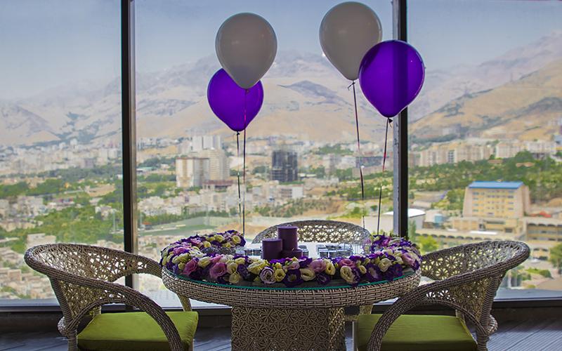 بهترین رستوران تهران برای تولد