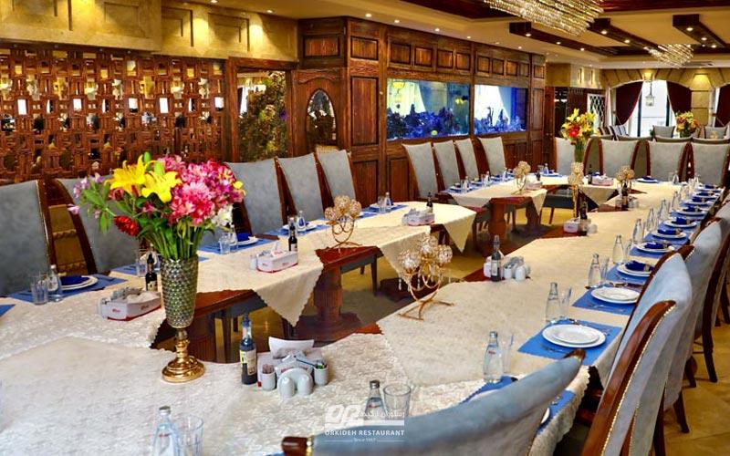 بهترین رستوران تهران کجاست