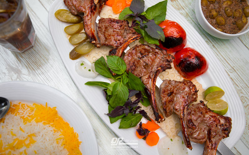 بهترین کباب شاندیز در تهران