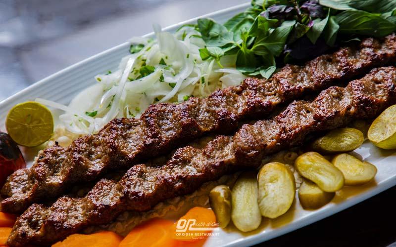 بهترین کباب کوبیده تهران
