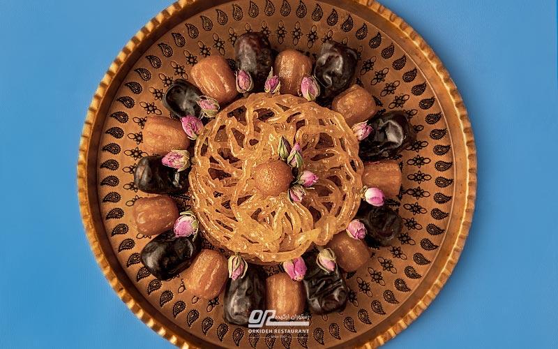 طرز تهیه زولبیا بامیه