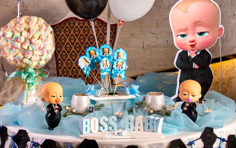 بهترین رستوران برای تولد کودک