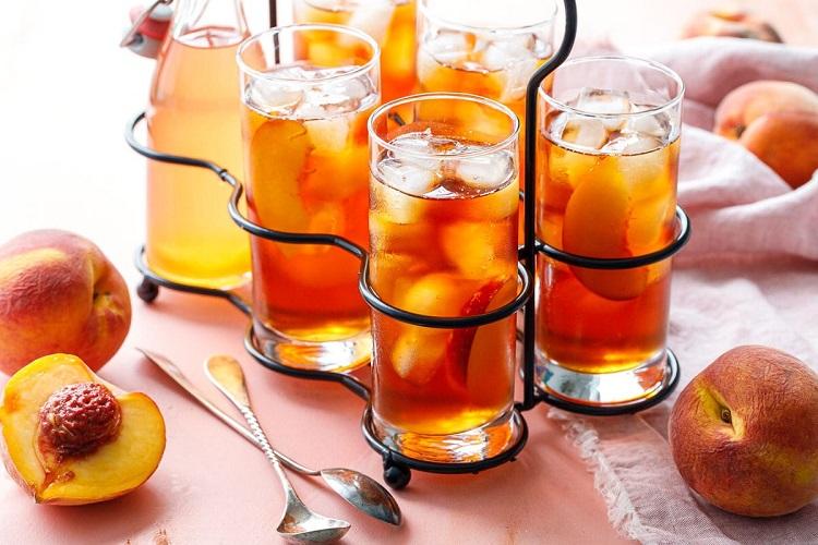 طرز تهیه چای سرد خوشمزه