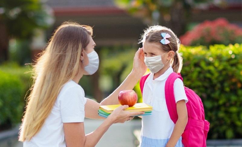 مراقبت از کودکان در برابر کرونا