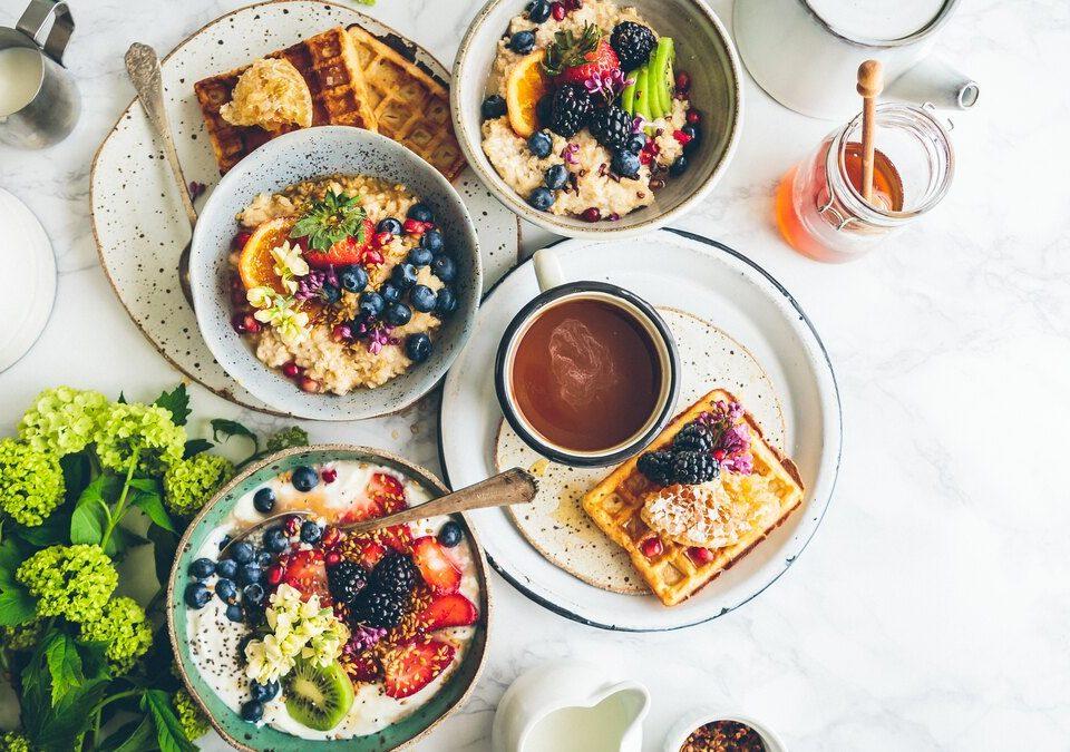 صبحانه کامل