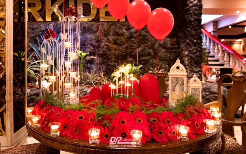 بهترین کافه مرکز تهران تولد
