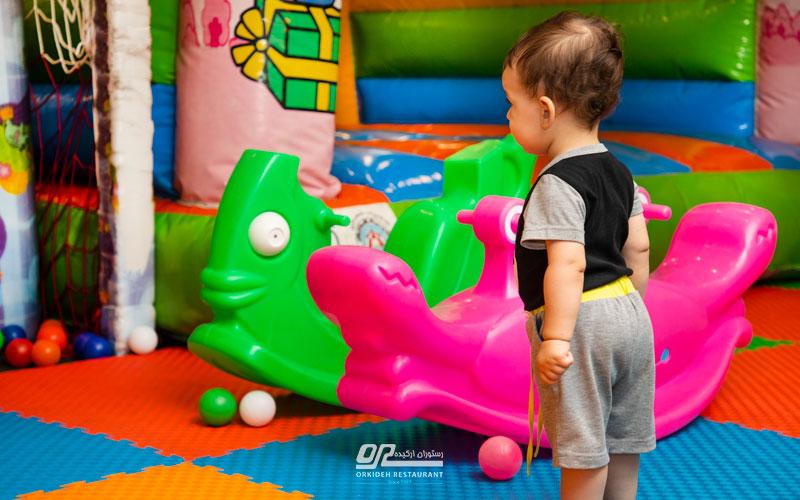 خانه بازی کودکان