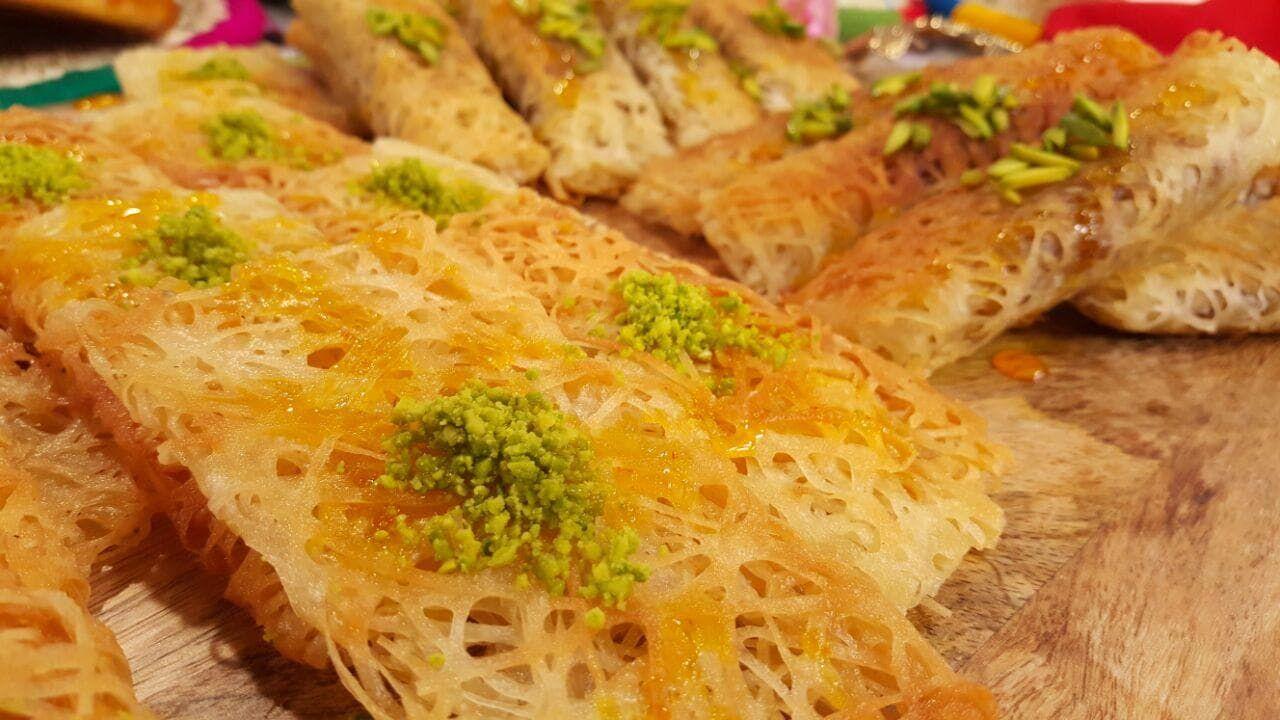 رشته خوشکار در ماه رمضان