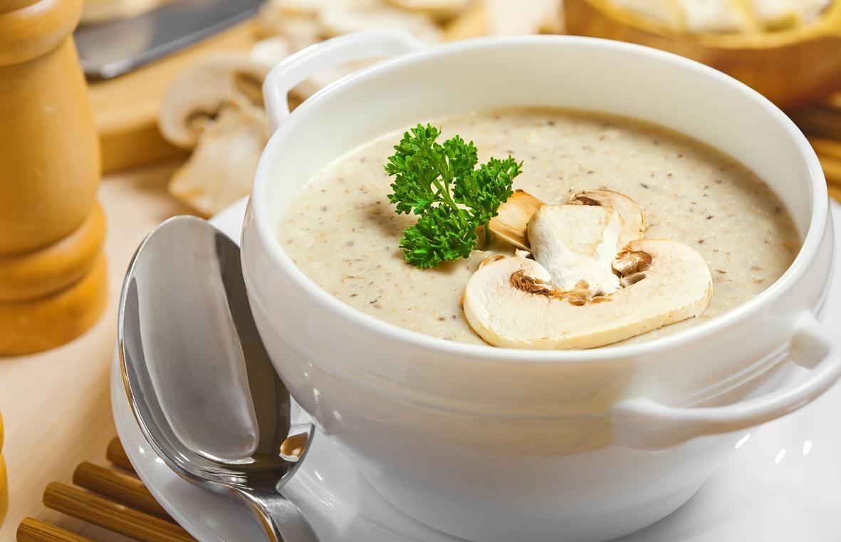 سوپ قارچ را چطور درست کنیم