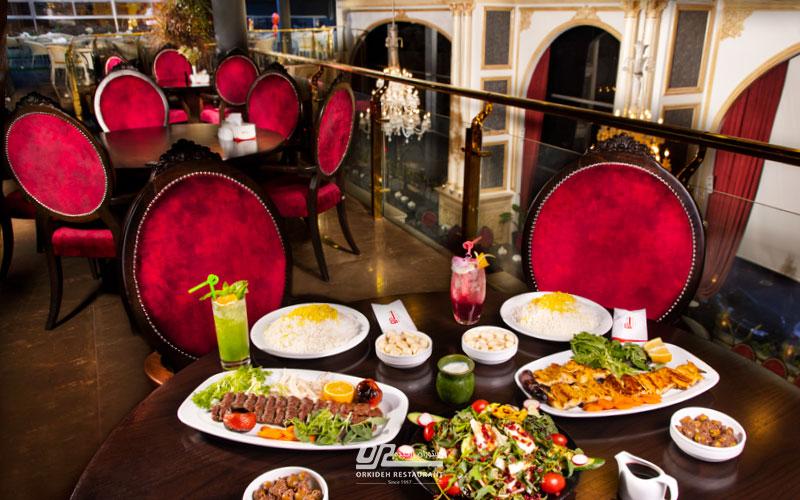 بهترین رستوران سعادت آباد برای تولد